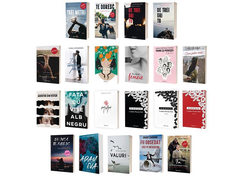 Colecția 21 cărți: Mobile