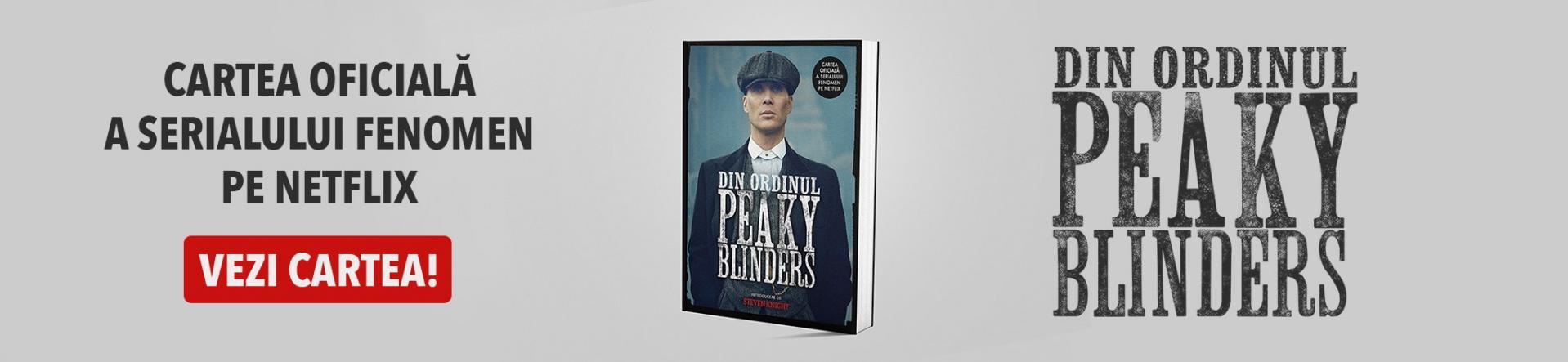 Peaky Blinders - Desktop