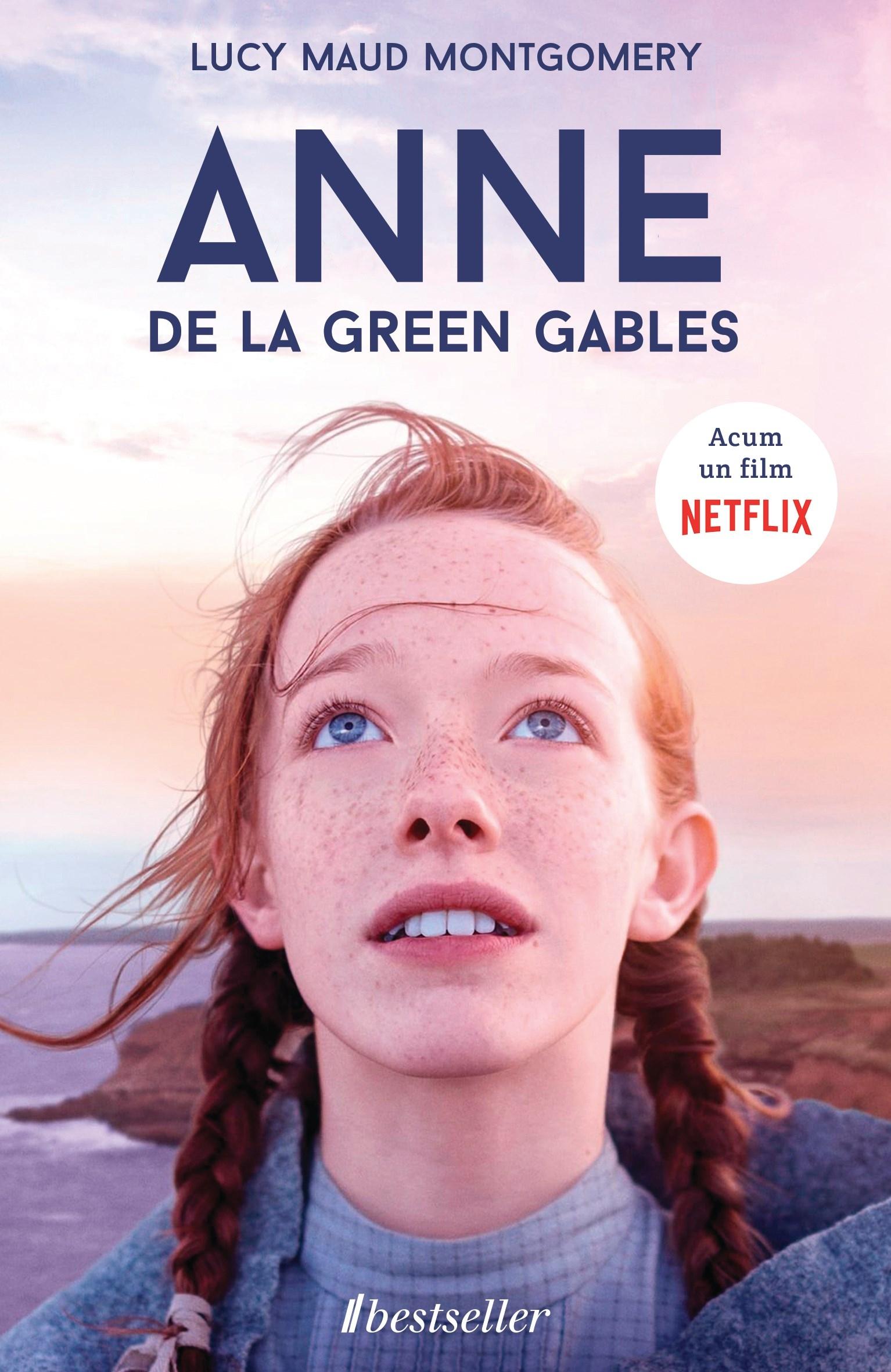 Anne De La Green Gables imagine