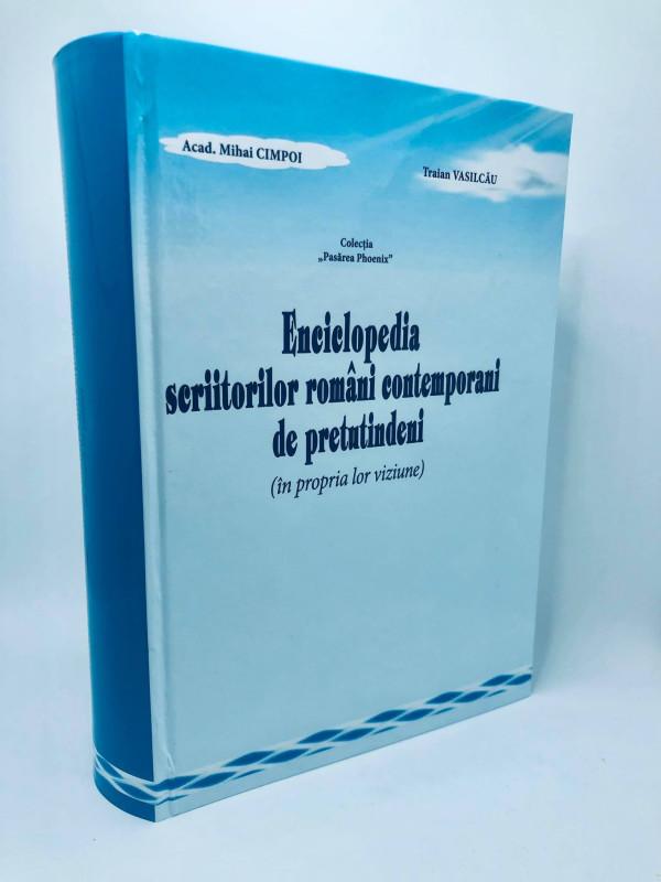 Enciclopedia scriitorilor români contemporani de pretutindeni (în propria lor viziune)
