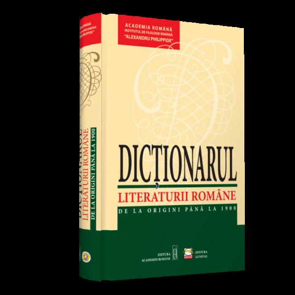 Dictionarul Literaturii Române