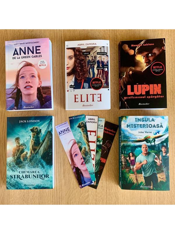 Super Oferta Lunii: 5 Cărți Bestseller la -60% și Livrare Gratis
