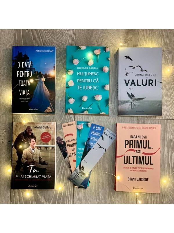 Noul Set de 5 cărți Bestseller