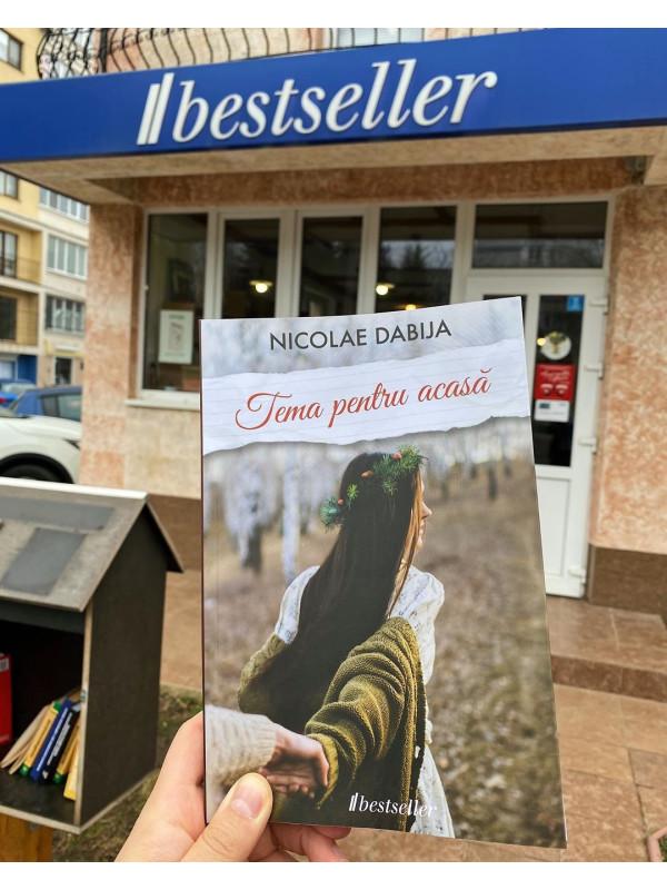 Pachet Promoțional cu 4 cărți de Nicolae Dabija
