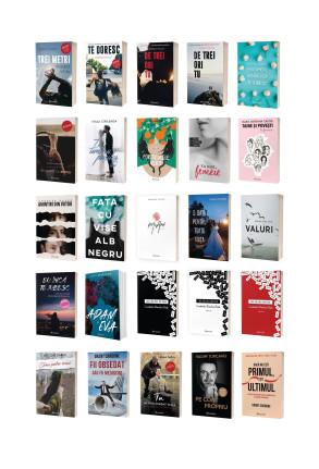 Colecția Completă Bestseller de 25 cărți