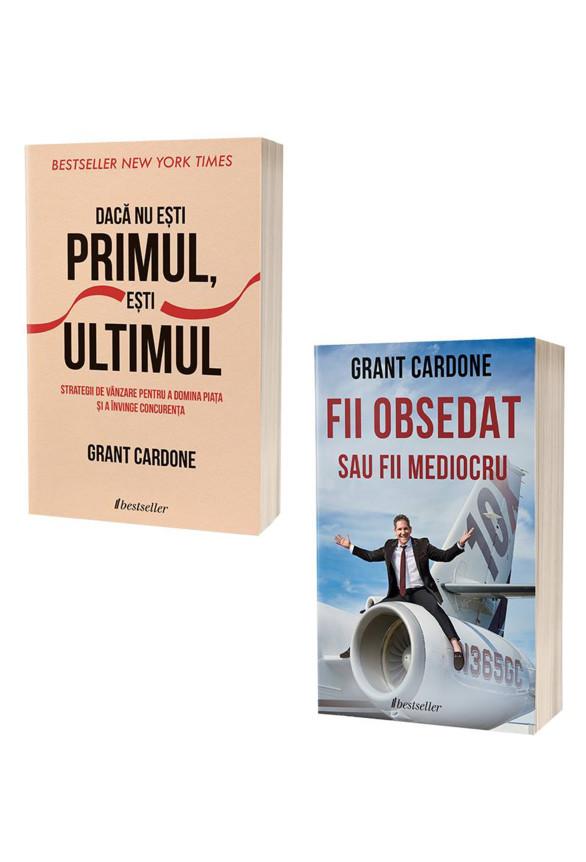 Pachet Promoțional Grant Cardone