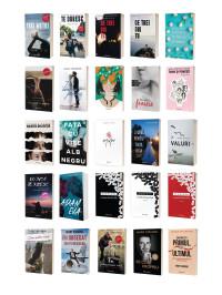 Colecția Bestseller de 25 cărți