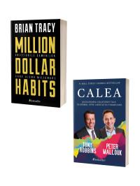 """Pachet Promoțional """"CALEA"""" și """"MILLION DOLLAR HABITS"""""""