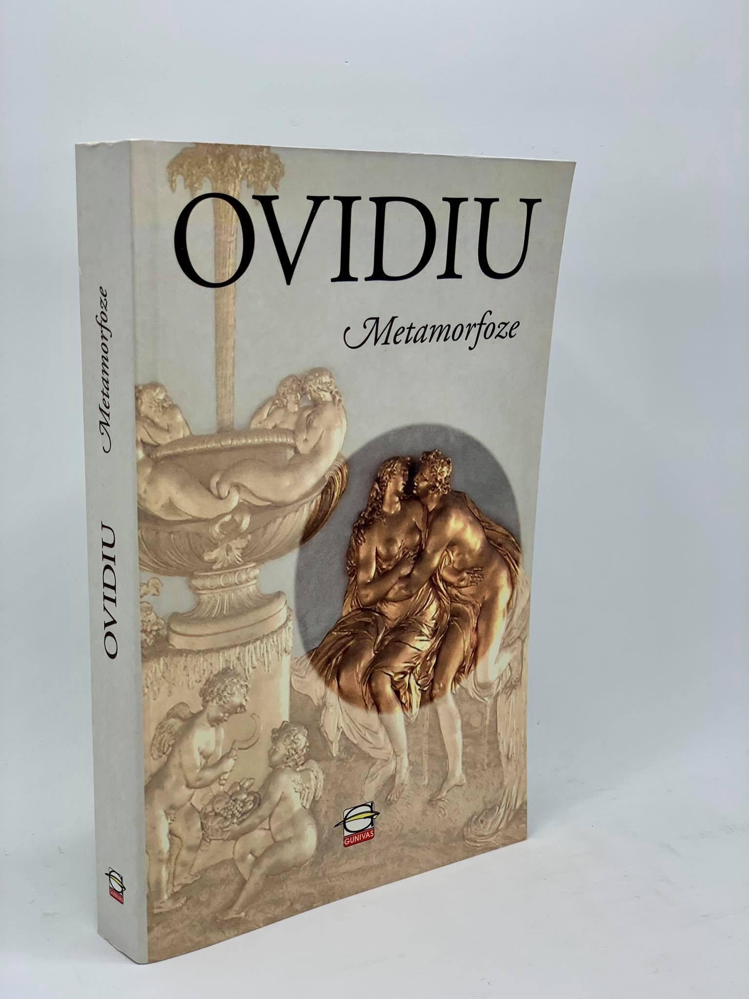 Ovidiu: Metamorfoze imagine