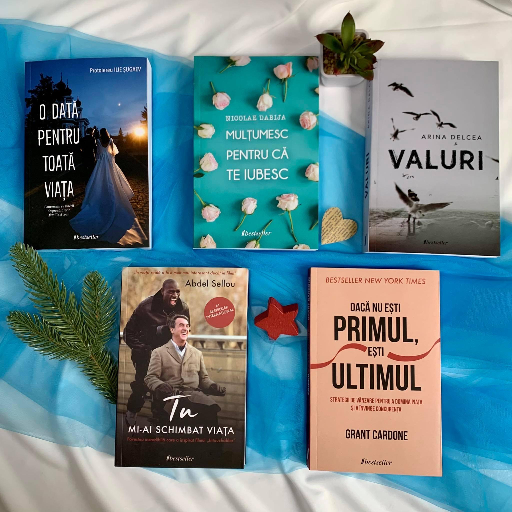 Noul Set De 5 Cărți Bestseller imagine
